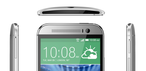 Design des HTC One M8