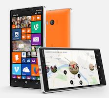 Der dreispaltige Startscreen ist nur eine der Neuheiten, mit denen das Lumia 930 aufwartet.