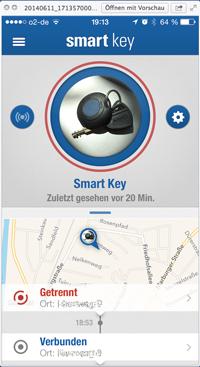 Elgato Smart Key Ortung
