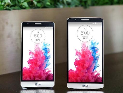 LG G3 s und G3