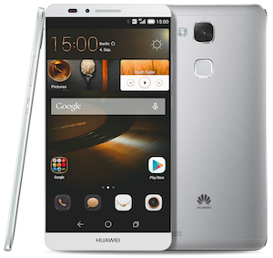 Huawei Ascend Mate 7 - Moonlight Silver