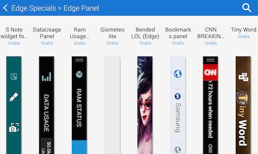Edge-Panel