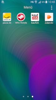 Samsung Galaxy A5 Apps 2 von 3