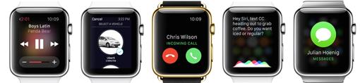 Screens: Apple