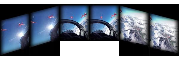 CardBoard 3D Blick