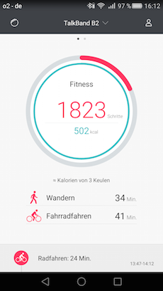 App Huawei Wear Fitness Tracker