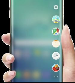 S6 Edge Plus - App-Edge