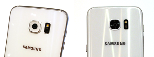 Galaxy S7 und S6 Kamera