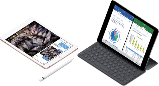 Apple iPad Pro in 9,7 Zoll