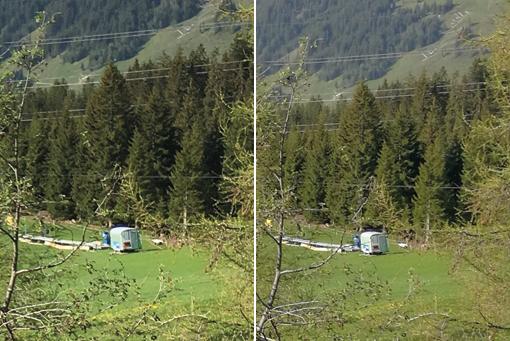 Huawei P9 Leica iPhone Kamera Vergleich