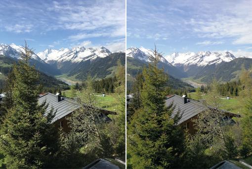 Huawei P9 iPhone Vergleich