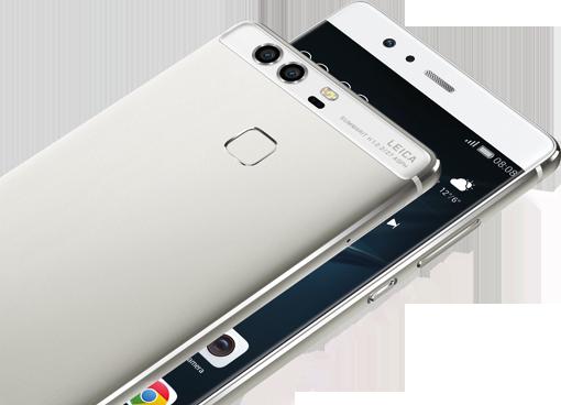 Huawei P9 mit Leica Dual Kamera
