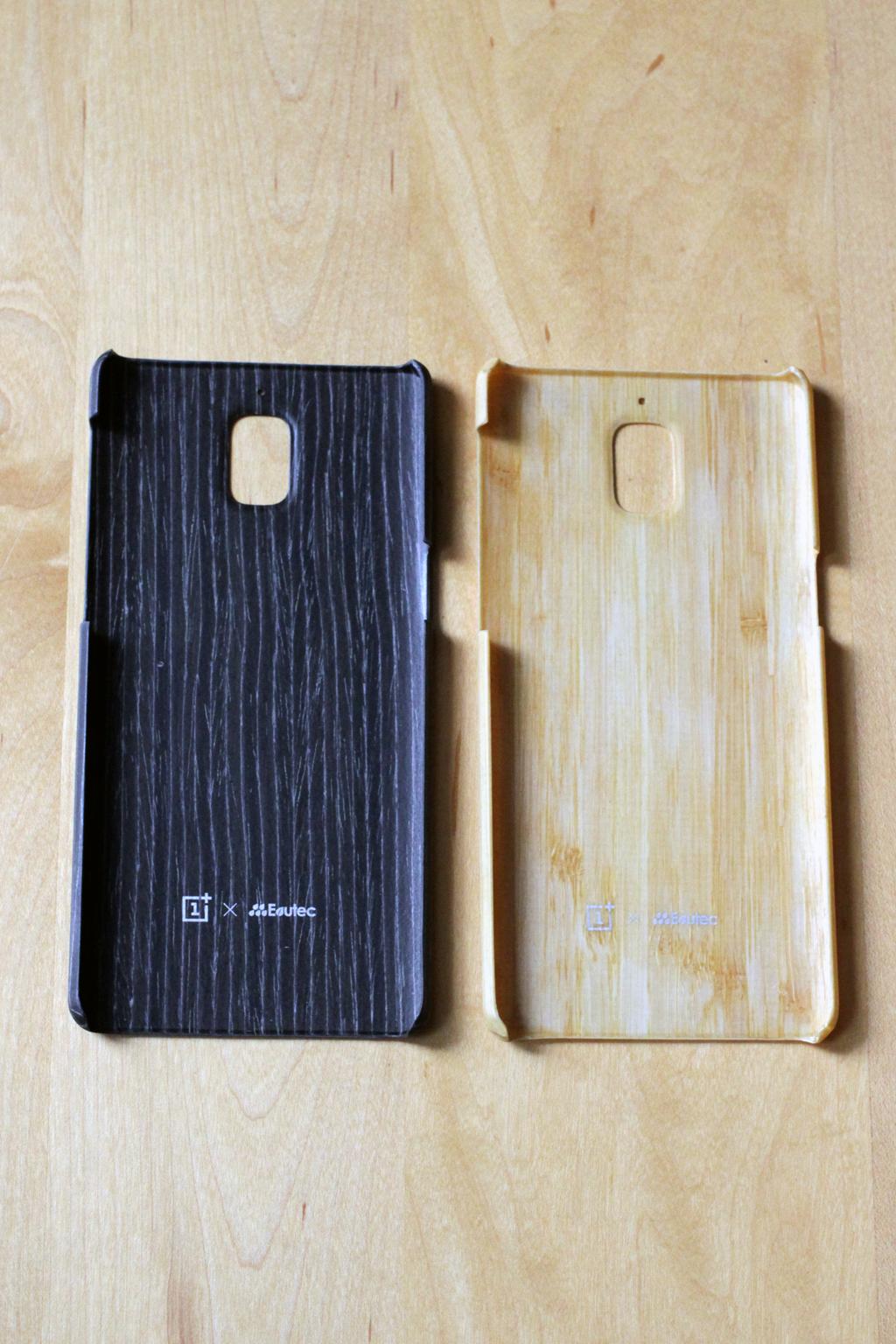 OnePlus 3 Black Apricot Case