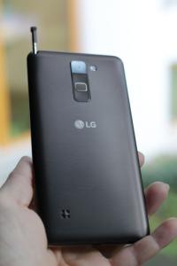 LG Stylus 2 Farbe Titan