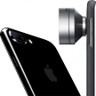 iPhone 7 Plus und Samsung Galaxy S7 mit Lens Cover