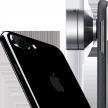 iPhone 7 Plus und Samsung Galaxy S7 mit Lens Cover